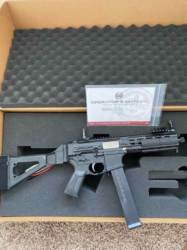 LWRC1 600x800 - LWRC 45 SMG