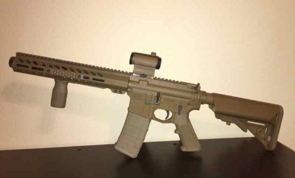 "AR Davidson Defense 5.56 2 600x362 - 10.5"" AR Davidson Defense 5.56"