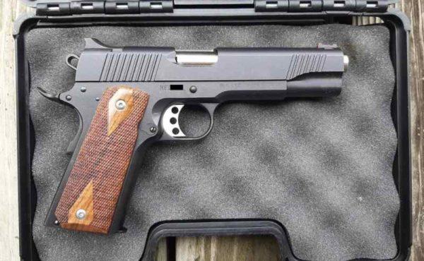 BUL M5 1911 9mm Pistol 600x370 - BUL M5 1911 9mm Pistol