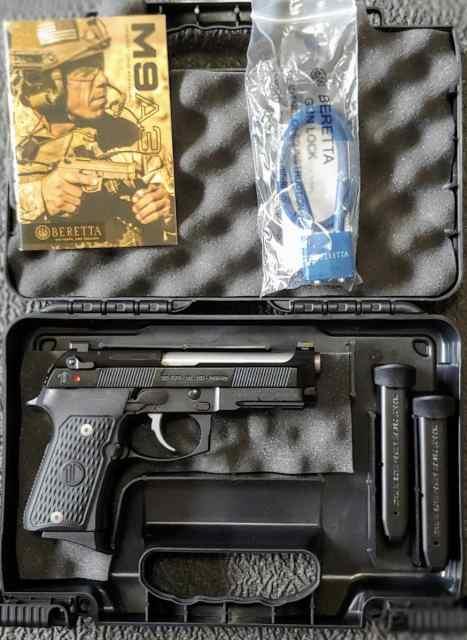 Beretta 92G Elite LTT Compact 9mm - Beretta 92G Elite LTT Compact 9mm