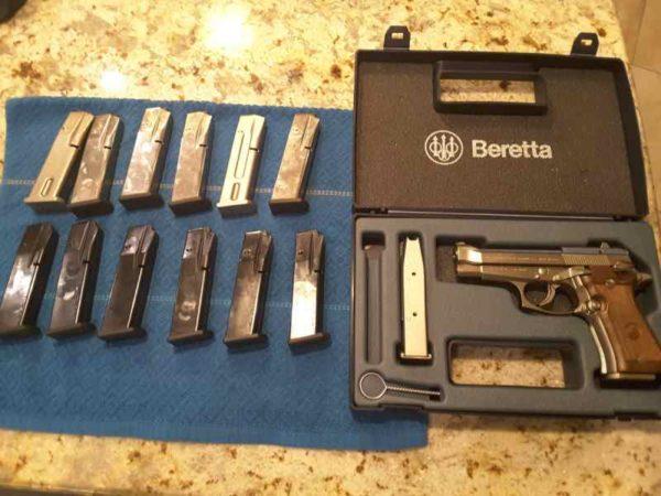 Beretta Cheetah .380 LNIB 600x450 - Beretta Cheetah .380 LNIB