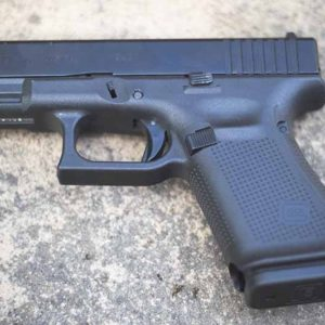Glock Gen 5 G19 300x300 - Blue Label Glock 17 Gen 5 9mm FS - Black - PA175S202