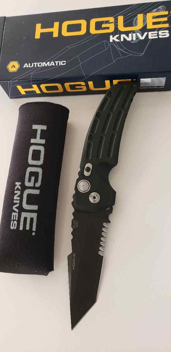 Hogue EX A01 Automatic Knives 2 - Hogue EX-A01 Automatic Knives