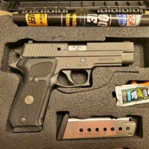 LNIB Sig Sauer P220 LEGION .45acp DA/SA
