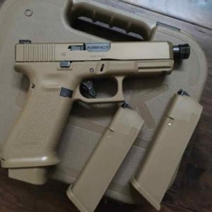 NEW Glock 19X with Agency Arms extras 300x300 - NEW Glock 19X with Agency Arms extras