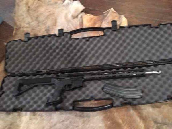 STI Russian AR 15 600x450 - STI 'Russian' AR-15