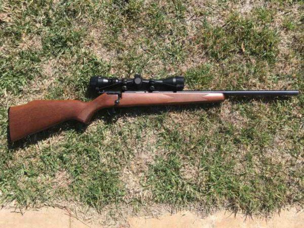 Savage 17HMR with scope 93R17 600x450 - Savage 17HMR with scope 93R17