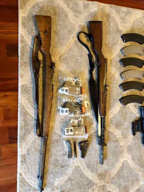WTS 308Mauser 8mm Turkish Mauser - WTT / WTS 308Mauser, ak47, sks, 8mm Turkish Mauser