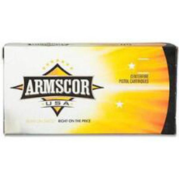 ammu 4 600x600 - Armscor USA .22 WMR Ammunition 5000 Rounds JHP 40 Grain