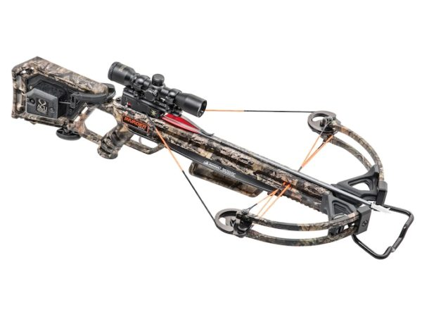 combo2 600x450 - Wicked Ridge by TenPoint Invader X4 ACUdraw Crossbow Package