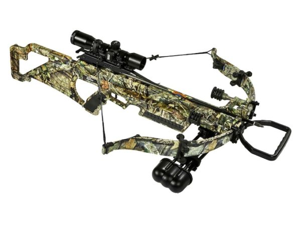 combo3 600x450 - Excalibur Matrix Bulldog 330 Crossbow Package