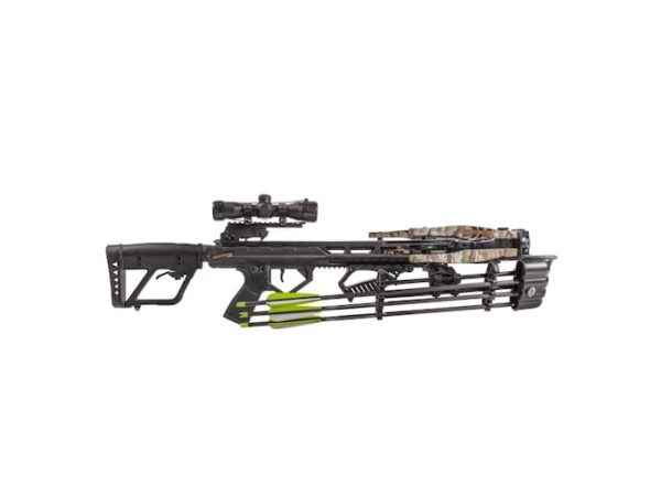 cux 600x450 - Bear X Constrictor CDX Crossbow Package
