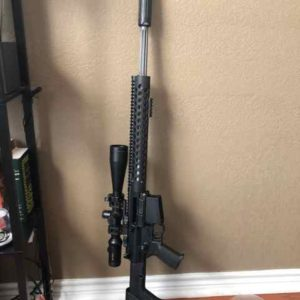 cuxtom 300x300 - NICE CLEAN SAVAGE MODEL 10 IN 308 WINCHESTER. THREADED BARREL. ACUTRIGGER.