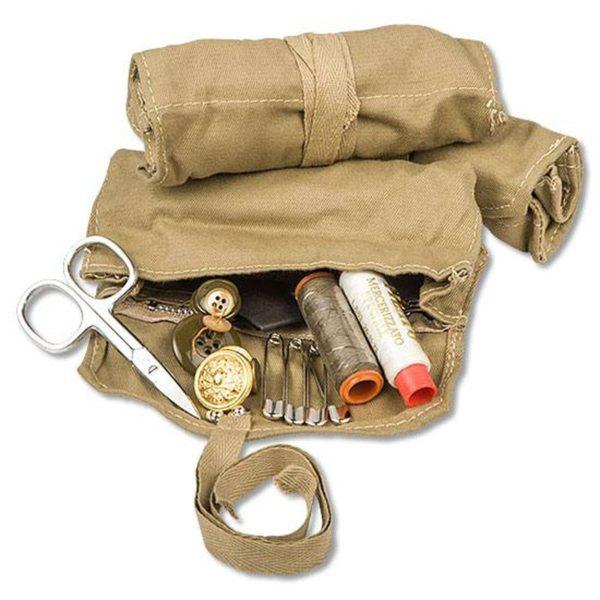 repair kid 600x600 - Three Original Italian Military Essential Repair Sewing Kits Unissued Condition