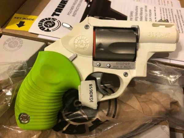 revolver 600x450 - Taurus 38 Spec Poly Protector