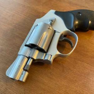 smithand 300x300 - Smith & Wesson Airweight .38 Special