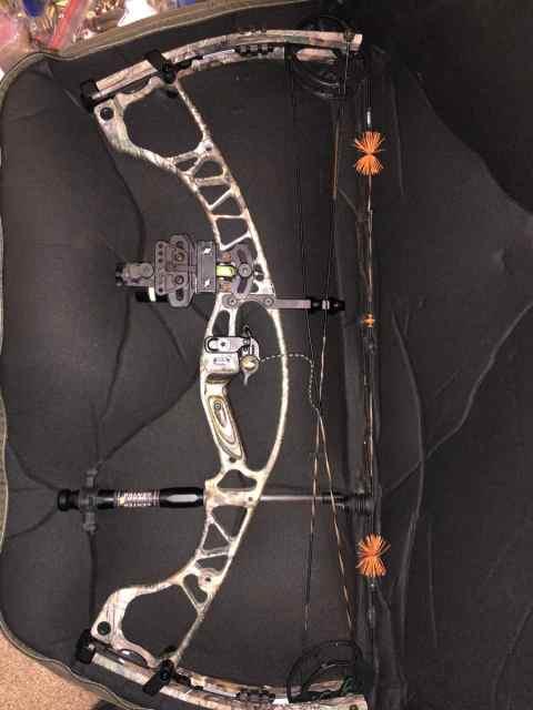 ARH - LH Hoyt Spyder Thirty for sale in Austin Texas