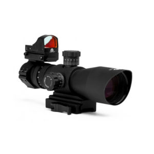 BINUCK 300x300 - Trinity Force Redcon-1 Scope Combo 3-9x42 with Micro Red Dot/ P4 Sniper Recticle SP4S3942RGBH