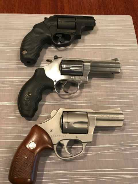 HAND - 38 spl+P, 357 S&W, 44Spl for sale