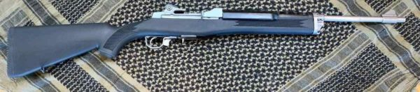MINI 600x132 - Mini-14 .223 Stainless semi-auto! ranch rifle for sale in Austin Texas