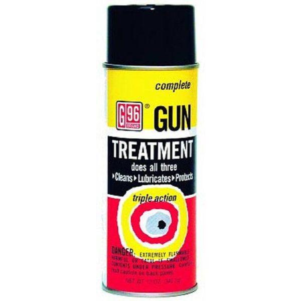 RAND 600x600 - G96 Brand Gun Treatment Clean/Lubricate/Protect Aerosol 12 Ounces 1055P