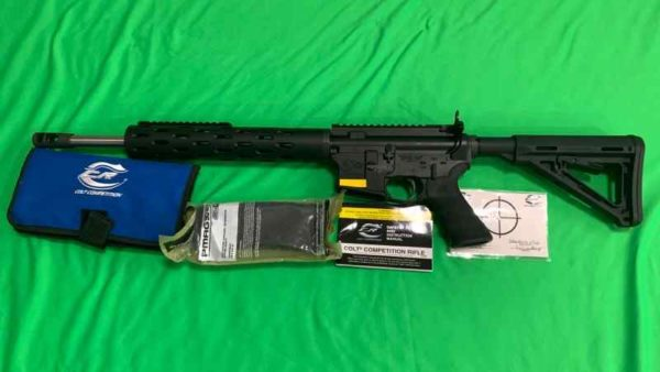 RIF 600x338 - COLT COMPETITION CRE-16GT (5.56/223) New In Box for sale in Houston Texas
