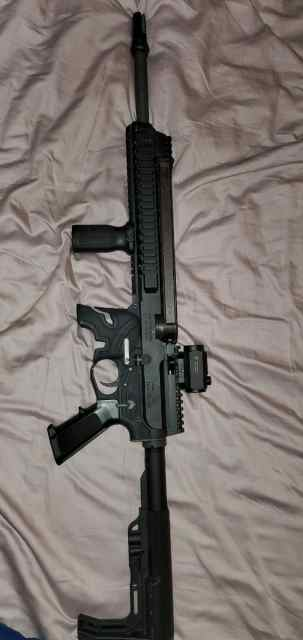 RIFF - Rare AR57 and Tiffany w/ chome slide G43 for sale