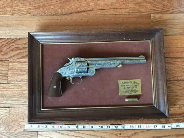 Wyatt Earps Colt 600x450 - Wyatt Earp's Colt