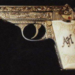 hitler 300x300 - Hitler's Golden Gun