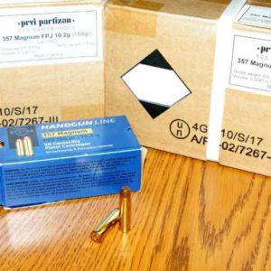 mag 300x300 - .357 Magnum 158 gr - 750 Rd Lot in 50 Round Boxes for sale