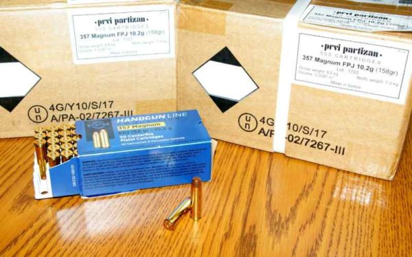 mag 600x374 - .357 Magnum 158 gr - 750 Rd Lot in 50 Round Boxes for sale
