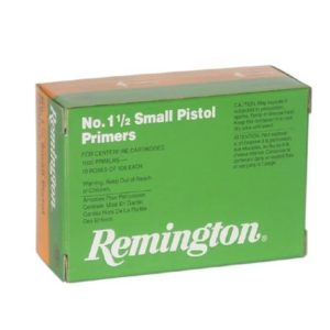1 1 300x300 - 1 1/2 Small Pistol Primer (1000Rounds) 050-22600 | Remington