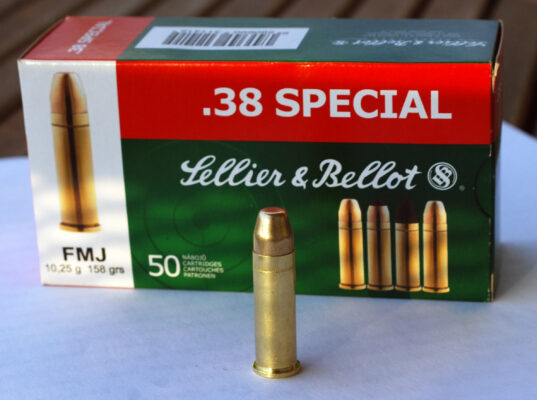 11 3 - 38 SPECIAL 125gr FMJ 1000RDS