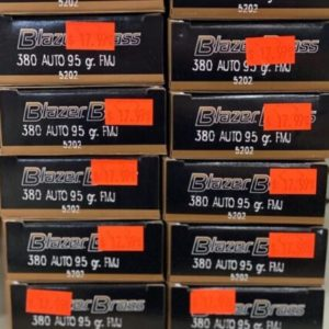 12 1 1 300x300 - 380 Auto 95gr Blazer 1000RDS