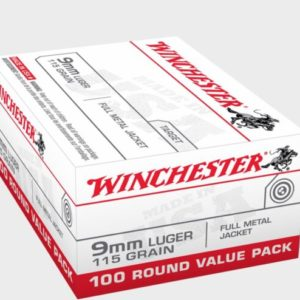 19 1 300x300 - 9mm Luger, 115 Grain 1000RDS