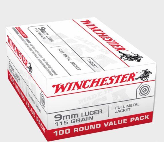 19 1 - 9mm Luger, 115 Grain 1000RDS