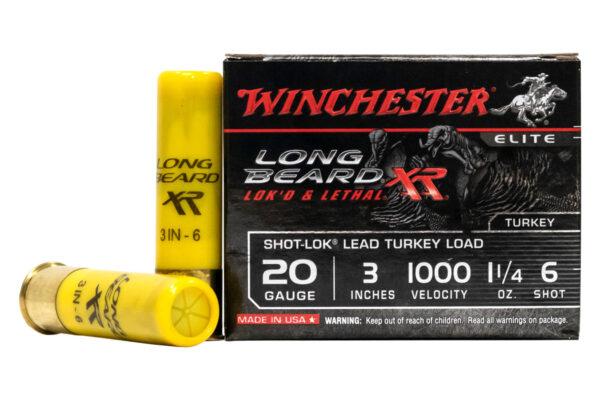 6 4 - 20 GAUGE SHOT gun #6 SHOT 1000RDS