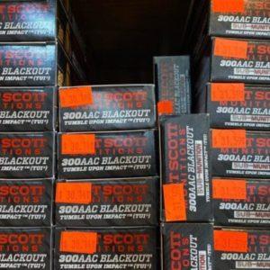 8 3 300x300 - 300AAC BLACKOUT FORT SCOT MUNITION 1000RDS