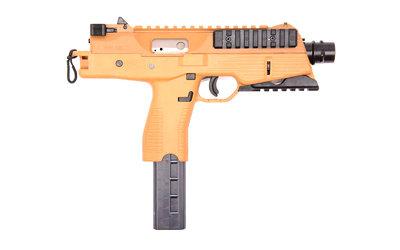 BT Tp9 Pistol 9mm 522 30rd Tan 1 - B&T TP9 Pistol 9mm 5″ 30rd Tan