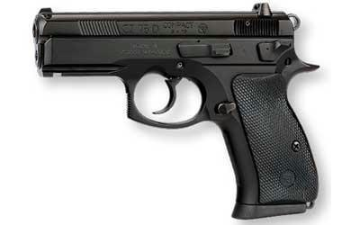 CZ 75 Po1 9mm 3.722 Black Dl 14rd - CZ 75 Po1 9mm 3.7″ Black Dl 14rd