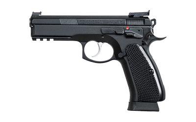 CZ 75 Shadow Sp 01 Trgt Ii 9mm Black - CZ 75 Shadow SP-01 Trgt Ii 9mm Black
