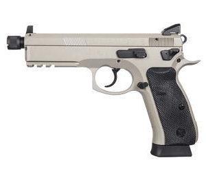 CZ 75 Sp 01 9mm 4.622 Gry Sr Ns 18rd 300x250 - CZ 75 SP-01 9mm 4.6″ Gry Sr Ns 18rd