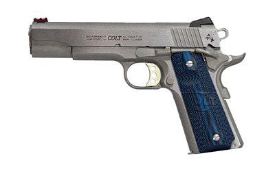 Colt Comp Gov 38sup 522 9rd Sts - Colt Comp Gov 38sup 5″ 9rd Sts