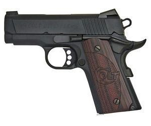 Colt Defender 45acp 322 Black Nns 300x250 - Colt Defender 45acp 3″ Black Nns