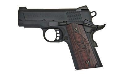 Colt Defender 45acp 322 Black Nns - Colt Defender 45acp 3″ Black Nns
