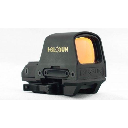 Holosun HS510C Open Reflex Dual Reticle QR - Holosun HS510C Open Reflex Dual Reticle QR