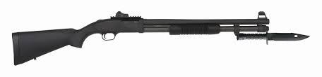 Mossberg 590A1 SPX w Ontario Bayonet - Mossberg 590 A1 SPX w/ Ontario Bayonet